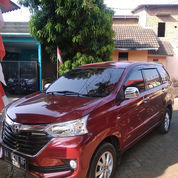 Great Avanza 1.3G 2017 Istimewa Km 29Rb