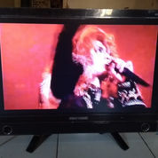 LED TV 24in Merk Polytron Bazzoke