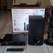 Hometheater Audio 2.1ch Merk LG