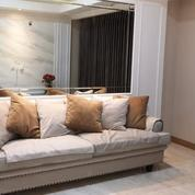 LUXURY FURNISHED INTERIOR Apart 2BR One East Residence Tinggal Bawa Koper