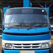 Truck Crane Toyota Dyna Tahun 2006 Kapasitas 3 Ton