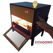 Mesin Penetas Telur Full Otomatis KITAGOWO AT 20 D