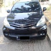 Toyota Avanza E Manual 2014 Hitam