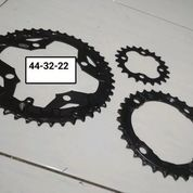 Chainring Shimano 44 32 22