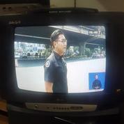"""TV Tabung LG 21"""" Bekas Istimewa"""