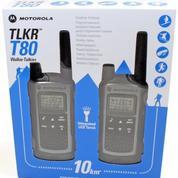 Walkie Talkie Motorola TALKABOUT Two Way Radio T80