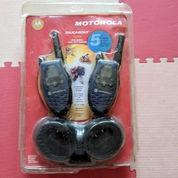 HT Atau Handy Talkie Merk Motorola T5720 (Sepasang)