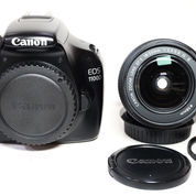 Canon 1100D Plus Kit EF-S 18-55mm F.3.5-5.6 II Fullset