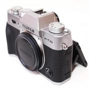 Fujifilm X-T10 Body Only Silver Good