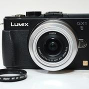 Panasonic Lumix DMC GX1 Kit 12-32mm G Vario Mega Ois Mantapss