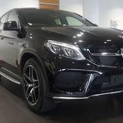 Promo Terbaru Mercedes-Benz GLE 43 Coupe AMG