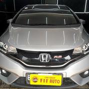 Honda All New Jazz 1.5 RS AT Silver 2016