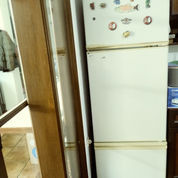 Lemati Es SANYO Ada Freezer Nya