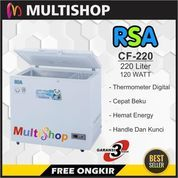Cheast Freezer RSA CF 220