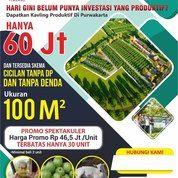 Tanah Kavling Produktif Purwakarta