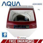 Mesin Cuci 1 Tabung 8kg Aqua 88DD