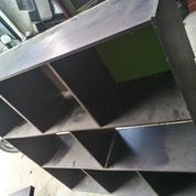 Rak Loundry Kotak Tinggi / Panjang 120cm