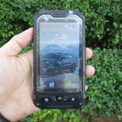 Hape Outdoor Landrover A8 Seken Android Dual SIM IP68 Certified