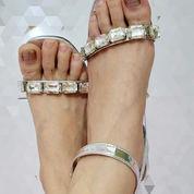 Heels Diamond Wanita