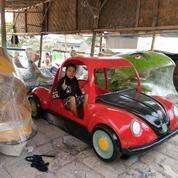 Sepeda Air Fiberglass Mobilan New