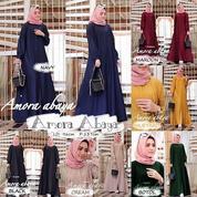 Baju Muslim Cewek AMORA ABAYA Dpcpl-063 Terbaru