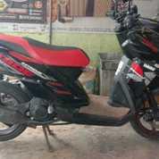 Motor X-Ride 2015 Kilometer Rendah Mulus
