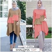 Pakaian Wanita SHALOMA TOP Dpcpl-189 Termurah