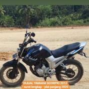 Yamaha Scorpio 2012 Karawaci Tangerang