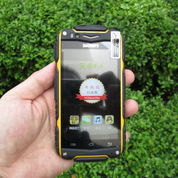 Hape Outdoor Discovery V8 Android Dual SIM GPS Waterresist