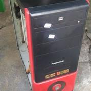 Cpu Amd A6, Mobo Fm1, Ddr3 4gb, Hdd 250gb , Atx Normal Garansi , Bisa Untuk Design