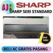 AC Sharp 1/2 PK Siap Pasang Area Semarang Bergaransi Low Watt