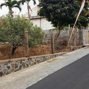 Tanah Cocok Buat Vila View Bagus Akses Jalan Aspal
