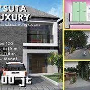 Rumah 2 Lantai Sangat Exclusive Di Kawasan Elite Kota Medan