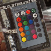 Led T10 RGB Remote