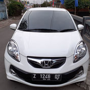 Honda Brio Satya E Th.2015 Manual Km.22rb Istimewa