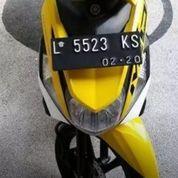 Yamaha Mio M3 2010 Plat L