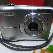Olympus Fe-210 Mulus No Kendala