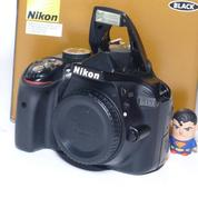 Kamera Nikon D3300 Body Only Second Fullset