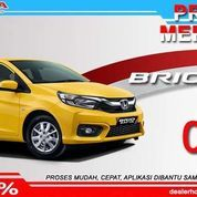 Promo Merdeka Honda Brio DP 0% Samarinda