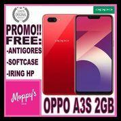 Hp New Oppo A3S Ram 2 / 16gb Garansi Resmi A3 S 2/16 A 3S Original - Hitam