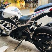 Kawasaki Ninja EX250L 2012 Putih Joss