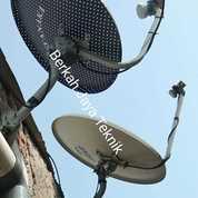 Parabola Mini Freesat (Bebas Iuran) GARANSI