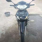 Honda Supra X 125 Thn 2007 Plat BL