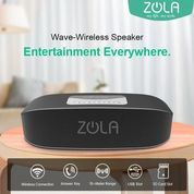 Speaker Zola Wave Bluetooth Portable Speaker Memory Card Speaker