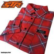 Kemeja STR Freerider BMX MTB Style - Fit With Body Protector - Salem