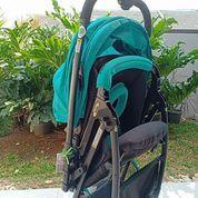 Stroller Cyan Bagi Mama