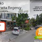 Ruko Murah 2 Lantai Di Perumahan Elite Perwita Regency Dekat Pusat Kota Yogyakarta