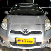 Toyota Yaris 1.5 E MT Manual 2012 Silver