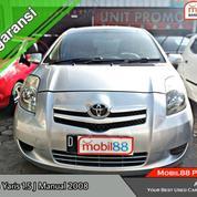 Toyota Yaris 1.5 J Mt 2008 #TDPMINIM7jt