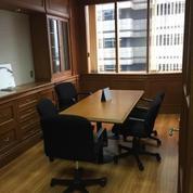 Ruang Kantor Di Menara Sudirman Jakarta Selatan Furnished, 436 M2, Unit Bagus Dan Rapi